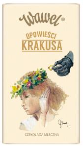 Etykieta Wawel - Wanda