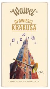 Etykieta Wawel - trąbka