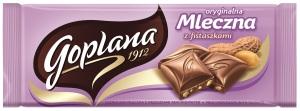 Goplana_MLECZNA oryg z fistaszkami 90g
