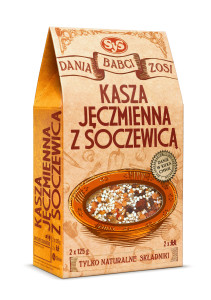 SYS_DaniaBabciZosi_ Kasza jeczmienna z soczewica