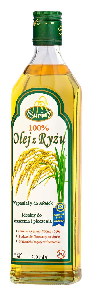 Suriny olej ryż 700ml