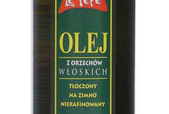 olej z orzecha 0,5L