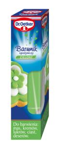 Dr.Oetker_Barwnik spożywczy w żelu_zielony