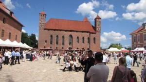 przedzamcze - plac festiwalowy
