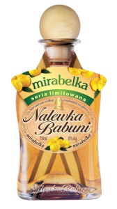 Nalewka Babuni Mirabelka