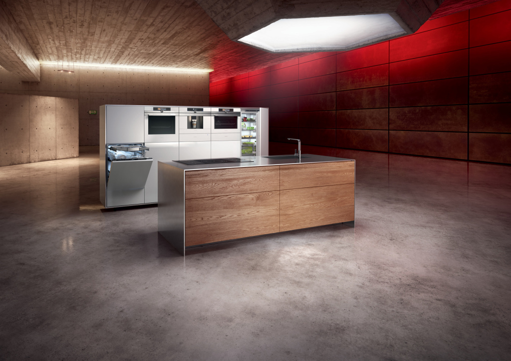 iQ700 built-in appliance range
