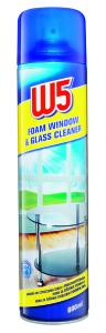 fot. Lidl W5 pianka do czyszczenia okien i szyb