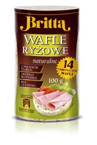 wafle naturalne