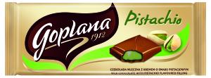 Goplana czekolada - pistachio 90 g