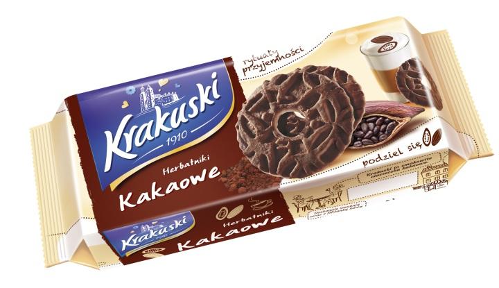 Krakuski Kakaowe