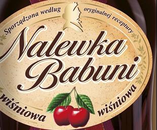 Nalewka Babuni z czekoladkami kartonik 2
