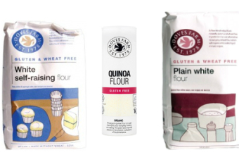 mąka organiczne