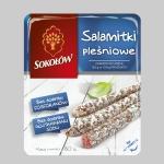 Salamitki pleśniowe 80g