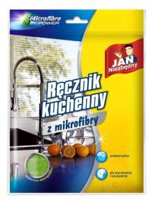 Jan Niezbędny_ręcznik kuchenny z mikrofibry_cena ok. 8,00 zł