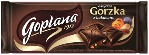 Goplana_GORZKA KLAS z bakaliami 90g