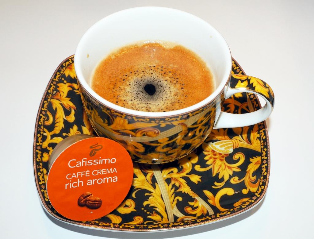 Cafissimo Cafe Crema rich aroma