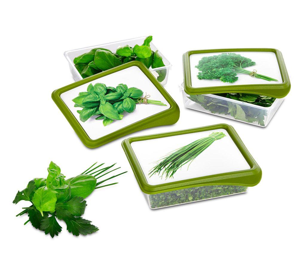 pojemniki zioła