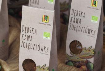Dębska Kawa Żołędziówka