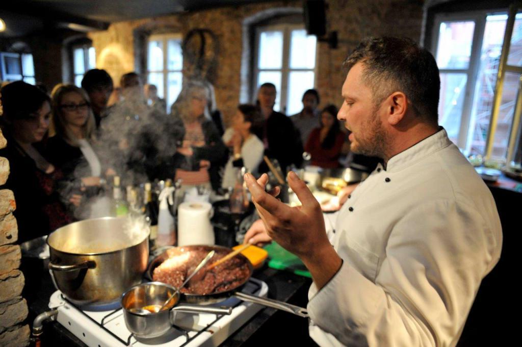 Poznańscy restauratorzy chętnie włączają się w festiwal organizując warsztaty i degustacje w swoich lokalach