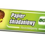 Jan Niezbędny papier śniadaniowy, cena 2.20 zł