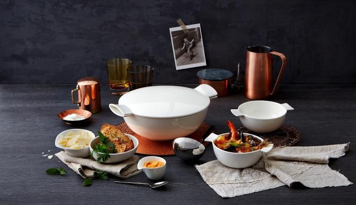 Soup around the world- Suppen aus 5 verschiedenen Nationen: Japan, Vietnam, Großbritannien, 2 x Deutschland, Frankreich