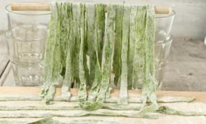 zielone-tagliatelle-ze-szpinakiem