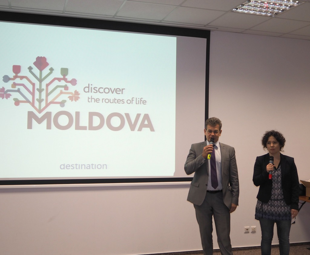 Emilian Dzugas, prezes Narodowego Związku Turystyki Przyjazdowej Mołdawii