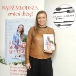 """EK """"5 lat mlodsza w 5 tygodni"""" promocja ksiazki A. Mielczarek"""