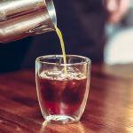 Drink kawowy z likierem pomarańczowym 3