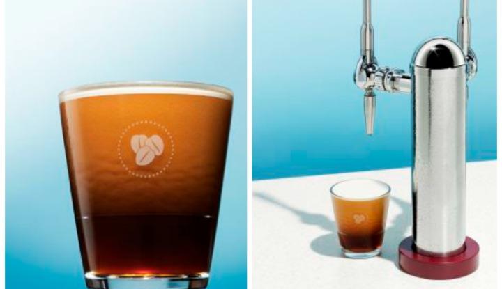 Nitro Cold Brew Costa Coffee
