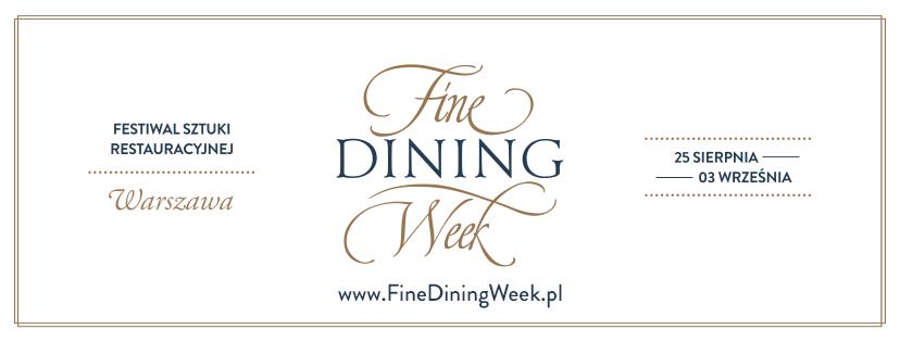 Odkryj Festiwal Sztuki Restauracyjnej_Fine Dining Week_facebook cover