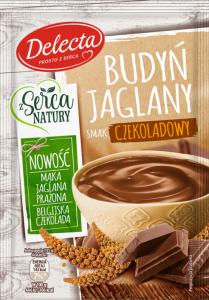 DELECTA_Budyn Jaglany_czekolada