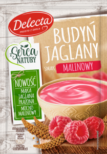 DELECTA_Budyn Jaglany_malina