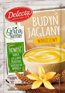 DELECTA_Budyn Jaglany_wanilia