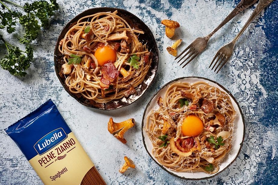 Lubella_Spaghetti_pelnoziarniste_grzybowa_carbonara_z _zoltkiem_z_packshot