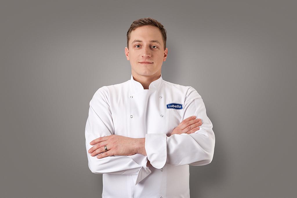 Michal Magiel Myszkiewicz_ekspert_kulinarny marki Lubella