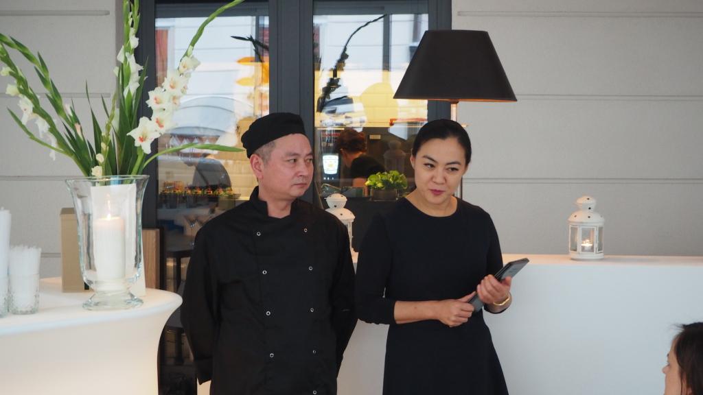 Yajia Lin-Iwanejko, Szef kuchni Shiyong Xiang, FOODANDKITCHEN