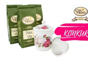 konkurs czas na herbatę www