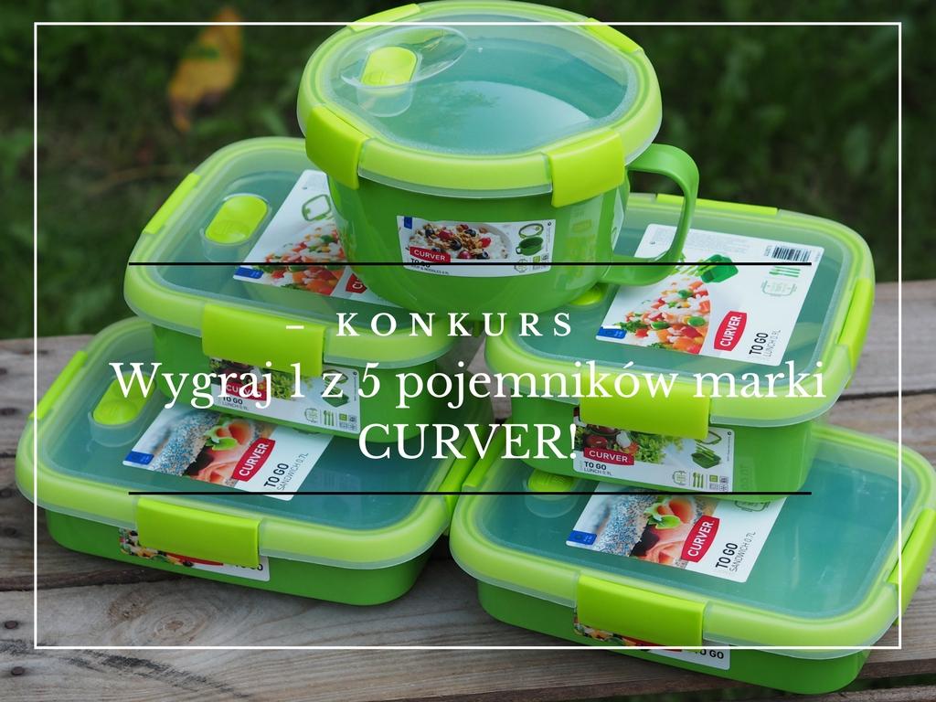 Wygraj 1 z 5 pojemników marki CURVER!(1)