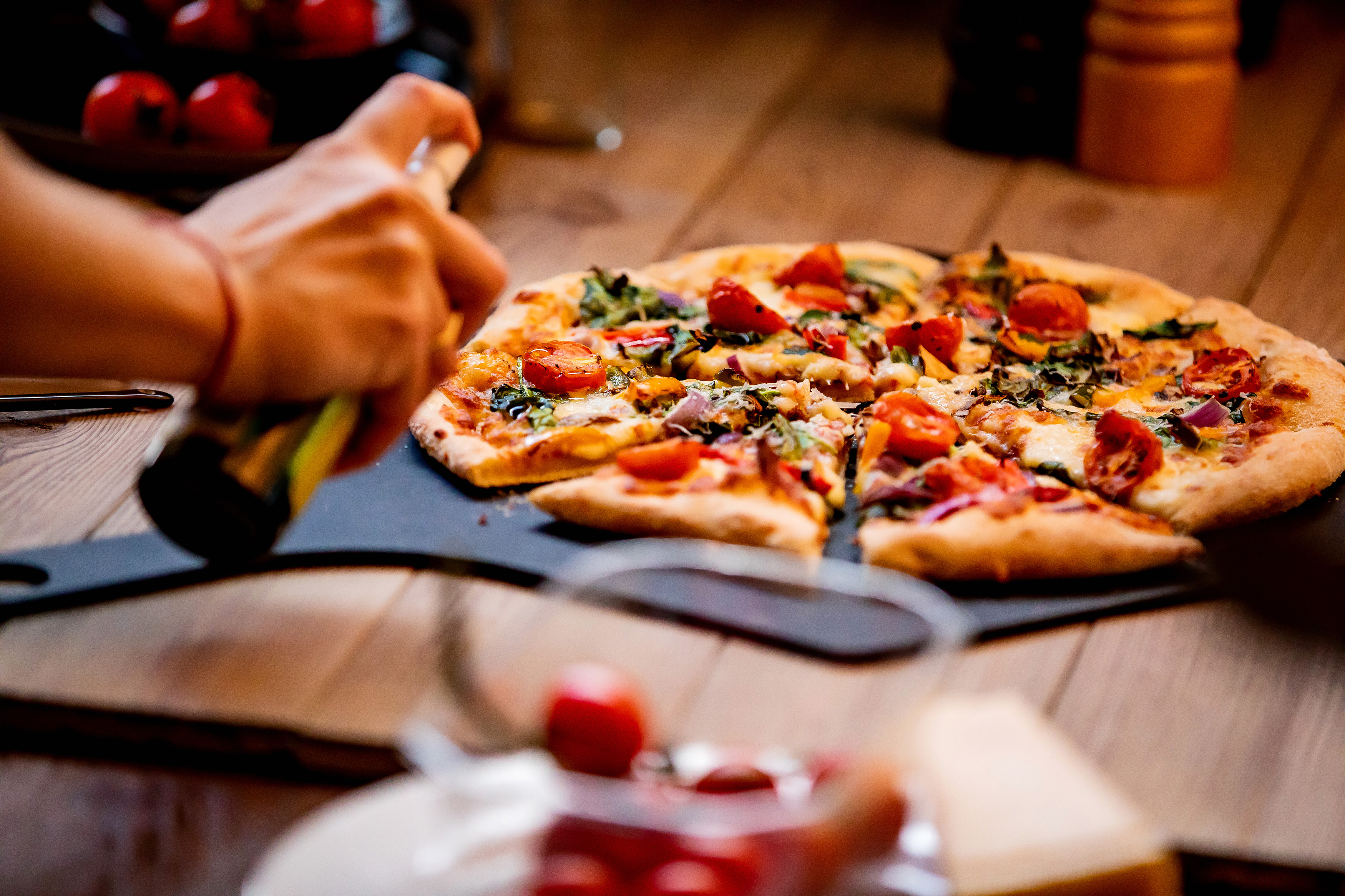 Premiera Pizzy W Stylu San Francisco Foodandkitchen